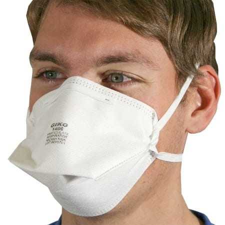 N95 Respirator Mask For Mold Removal