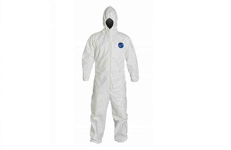 DuPont Tyvek 400 TY127S Coverall